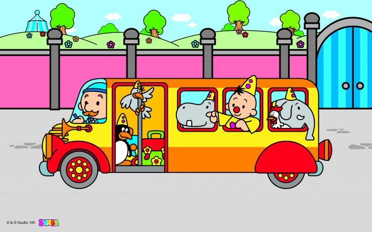 Bumba in de bus