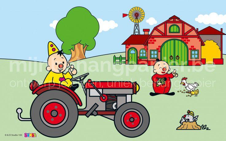 Bumba op de boerderij