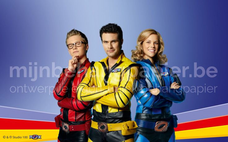 Rick, Olivia en Xavier