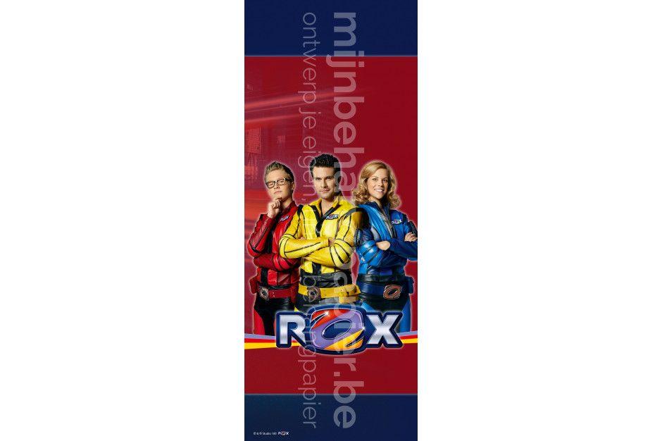 Team Rox badge